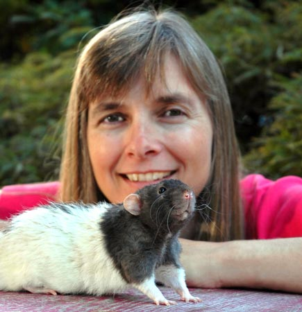 Jacquie Pearce 187 Truth About Rats And Dogs border=